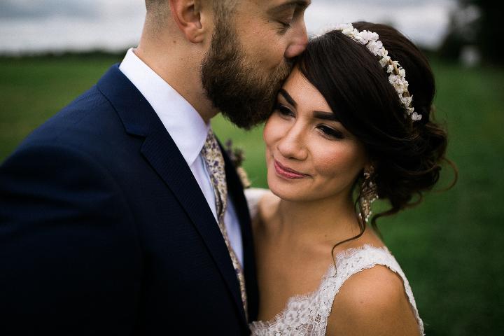 brooklands farm muskoka wedding photographer