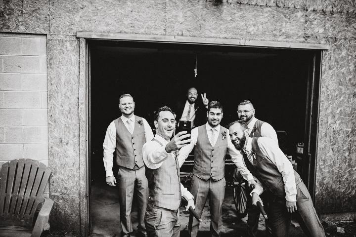 muskoka wedding photography